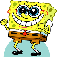 Spongebob happy spongebob squarepants 154897 338 432